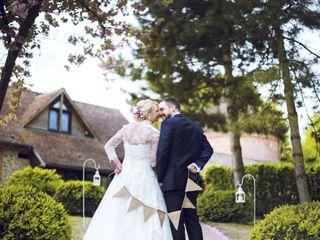 Le mariage de Aurélie et Thibault