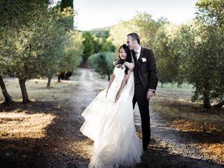Le mariage de Vanthy et Olivier