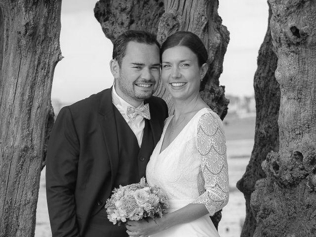 Le mariage de Antoine et Marina à Miniac-Morvan, Ille et Vilaine 8
