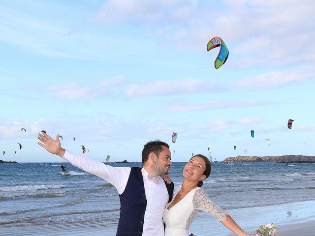 Le mariage de Antoine et Marina à Miniac-Morvan, Ille et Vilaine 9