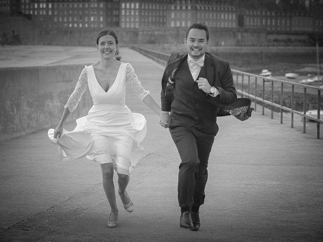 Le mariage de Antoine et Marina à Miniac-Morvan, Ille et Vilaine 11