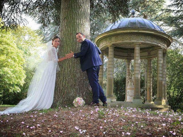Le mariage de Antoine et Marina à Miniac-Morvan, Ille et Vilaine 14