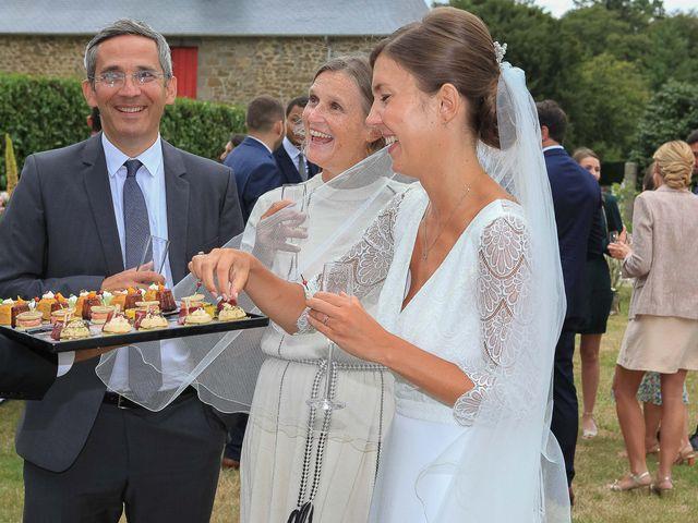 Le mariage de Antoine et Marina à Miniac-Morvan, Ille et Vilaine 39