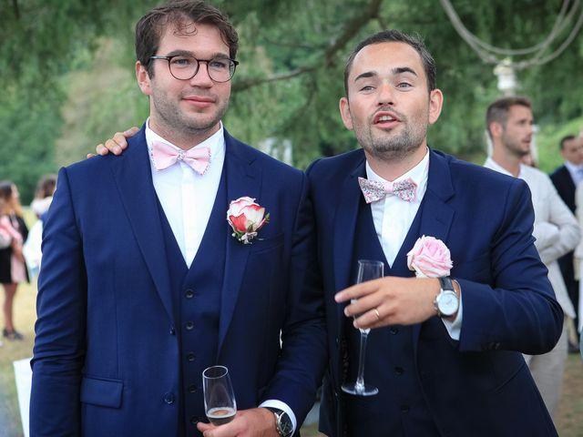 Le mariage de Antoine et Marina à Miniac-Morvan, Ille et Vilaine 46