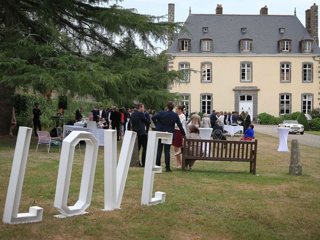 Le mariage de Antoine et Marina à Miniac-Morvan, Ille et Vilaine 48