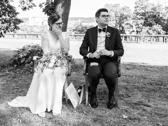 Le mariage de Nicolas et Jeanne à Elbeuf, Seine-Maritime 17