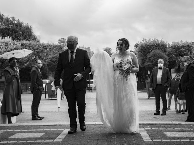 Le mariage de Aurélie et Maxime à Vaires-sur-Marne, Seine-et-Marne 11