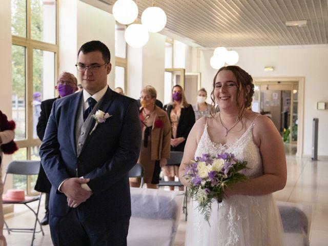 Le mariage de Aurélie et Maxime à Vaires-sur-Marne, Seine-et-Marne 14
