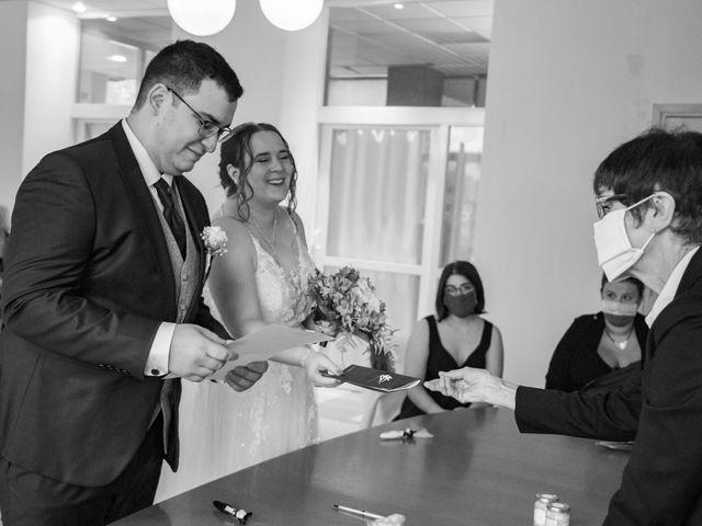 Le mariage de Aurélie et Maxime à Vaires-sur-Marne, Seine-et-Marne 16