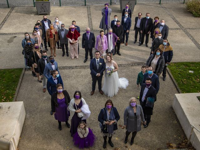 Le mariage de Aurélie et Maxime à Vaires-sur-Marne, Seine-et-Marne 18