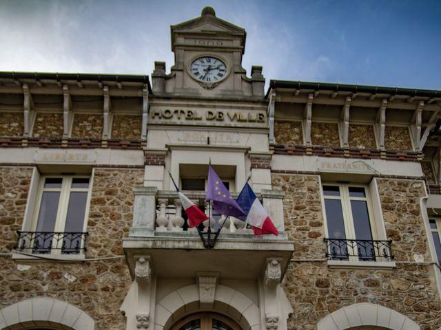 Le mariage de Aurélie et Maxime à Vaires-sur-Marne, Seine-et-Marne 19