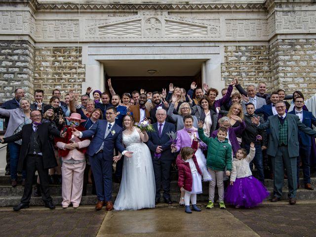 Le mariage de Aurélie et Maxime à Vaires-sur-Marne, Seine-et-Marne 35