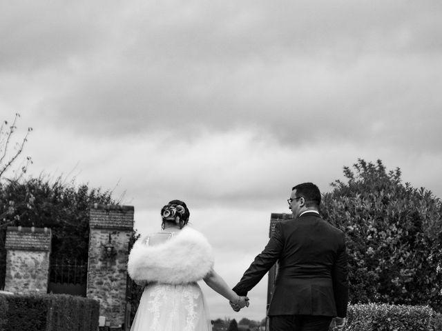 Le mariage de Aurélie et Maxime à Vaires-sur-Marne, Seine-et-Marne 1