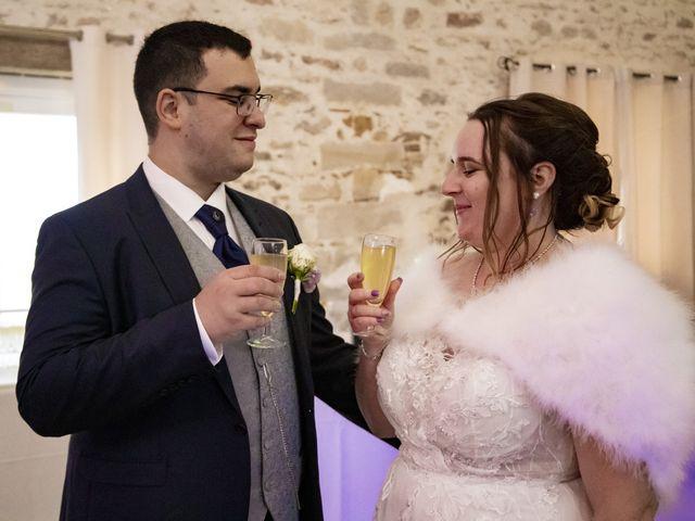 Le mariage de Aurélie et Maxime à Vaires-sur-Marne, Seine-et-Marne 55