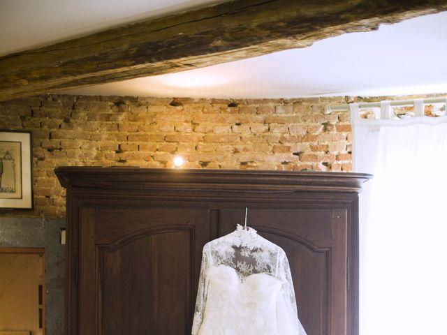 Le mariage de Thibault et Aurélie à Saint Léger en Bray, Oise 11