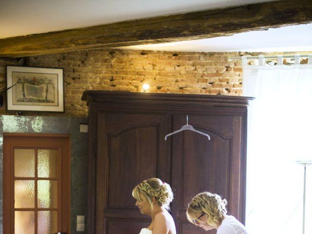 Le mariage de Thibault et Aurélie à Saint Léger en Bray, Oise 13