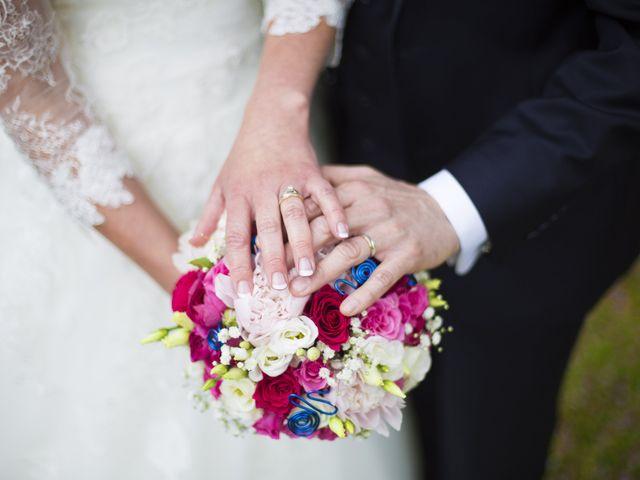 Le mariage de Thibault et Aurélie à Saint Léger en Bray, Oise 18