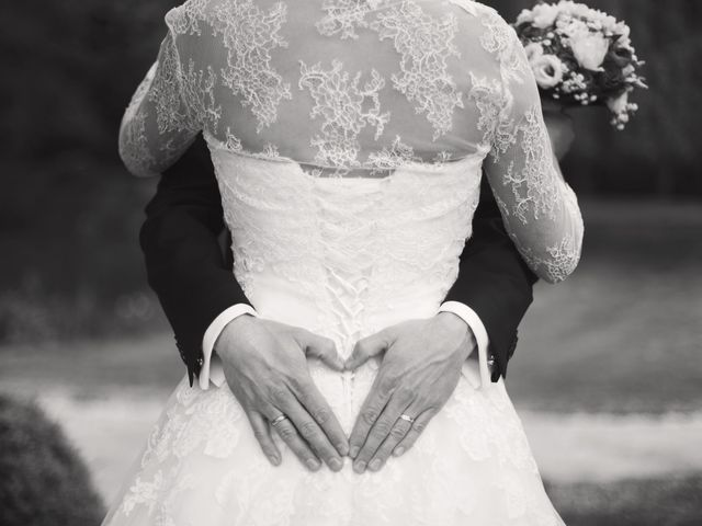 Le mariage de Thibault et Aurélie à Saint Léger en Bray, Oise 20
