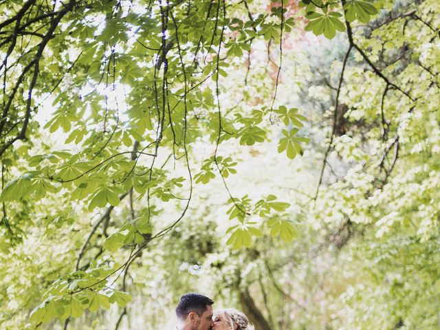 Le mariage de Thibault et Aurélie à Saint Léger en Bray, Oise 25