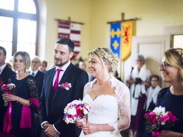 Le mariage de Thibault et Aurélie à Saint Léger en Bray, Oise 26