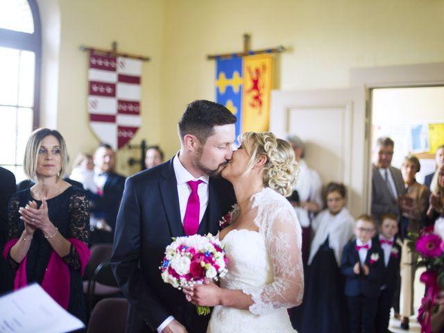 Le mariage de Thibault et Aurélie à Saint Léger en Bray, Oise 27