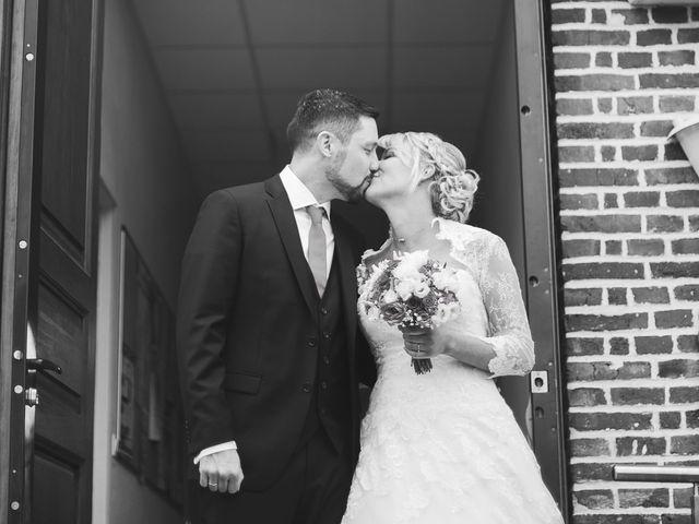 Le mariage de Thibault et Aurélie à Saint Léger en Bray, Oise 28