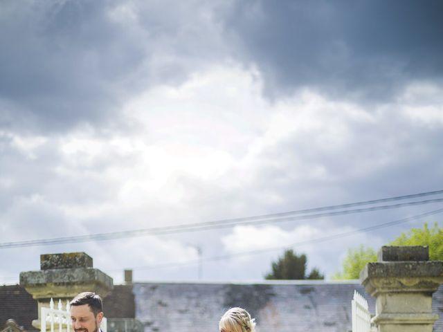 Le mariage de Thibault et Aurélie à Saint Léger en Bray, Oise 29