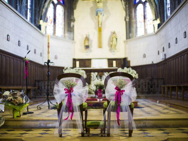 Le mariage de Thibault et Aurélie à Saint Léger en Bray, Oise 32