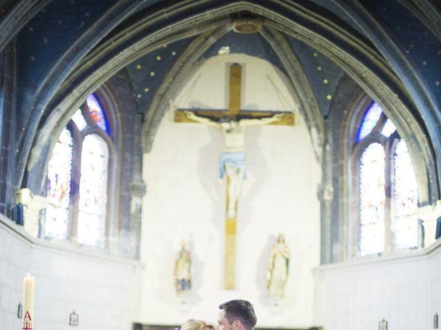Le mariage de Thibault et Aurélie à Saint Léger en Bray, Oise 37
