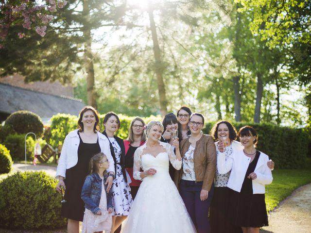 Le mariage de Thibault et Aurélie à Saint Léger en Bray, Oise 41
