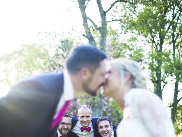 Le mariage de Thibault et Aurélie à Saint Léger en Bray, Oise 47