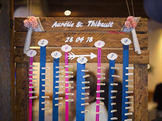 Le mariage de Thibault et Aurélie à Saint Léger en Bray, Oise 54