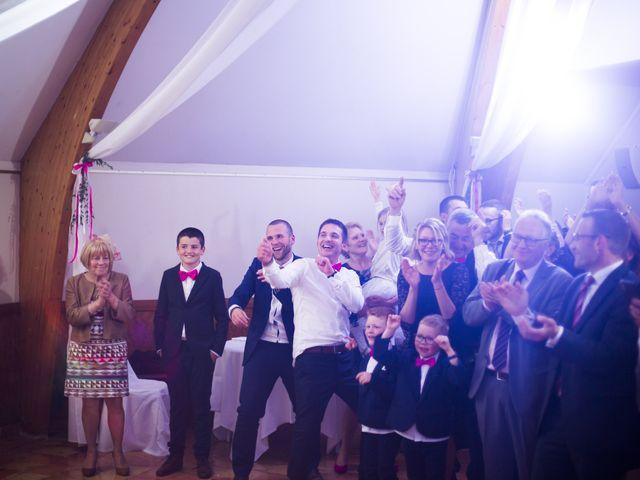 Le mariage de Thibault et Aurélie à Saint Léger en Bray, Oise 71