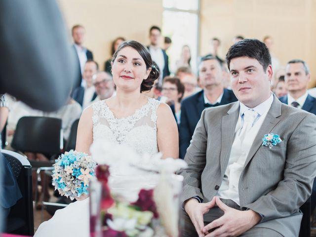Le mariage de Guillaume et Maude à Meyzieu, Rhône 17