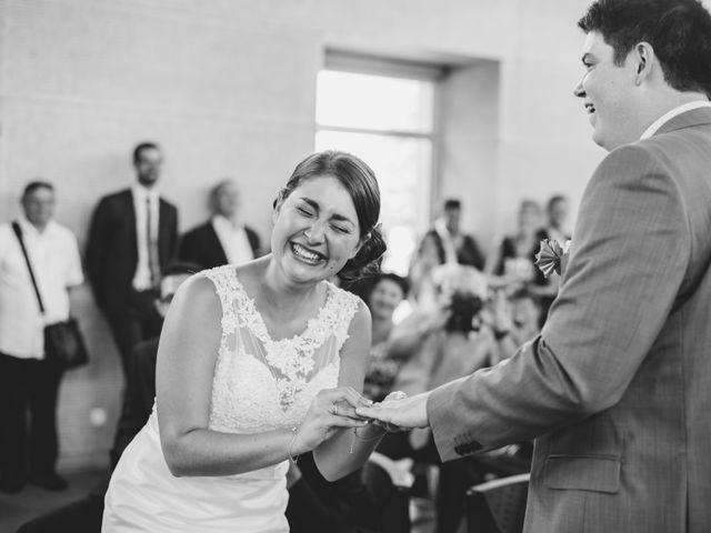 Le mariage de Maude et Guillaume