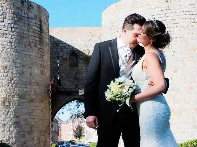 Le mariage de Anthony et Perrine à Erre, Nord 6