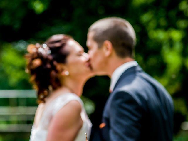 Le mariage de Cedric et Severine à Charroux, Vienne 22