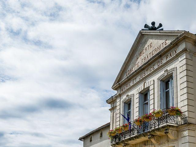 Le mariage de Cedric et Severine à Charroux, Vienne 25