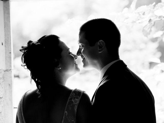 Le mariage de Severine et Cedric