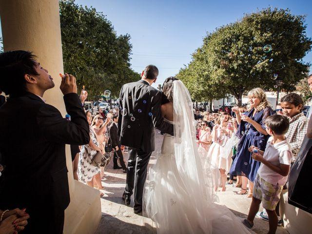 Le mariage de Olivier et Vanthy à Saint-Zacharie, Var 5