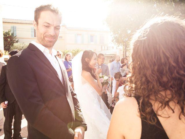 Le mariage de Olivier et Vanthy à Saint-Zacharie, Var 6