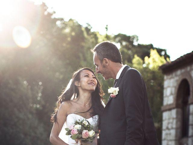 Le mariage de Olivier et Vanthy à Saint-Zacharie, Var 7
