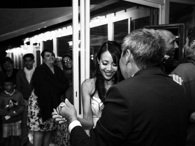 Le mariage de Olivier et Vanthy à Saint-Zacharie, Var 25