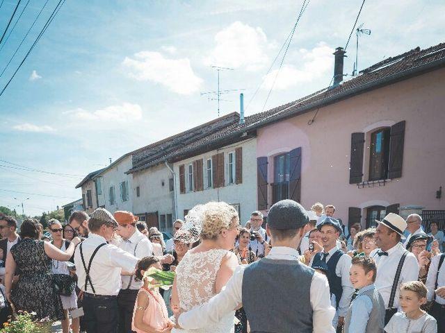 Le mariage de Matthieu et Suzie à Hériménil, Meurthe-et-Moselle 20
