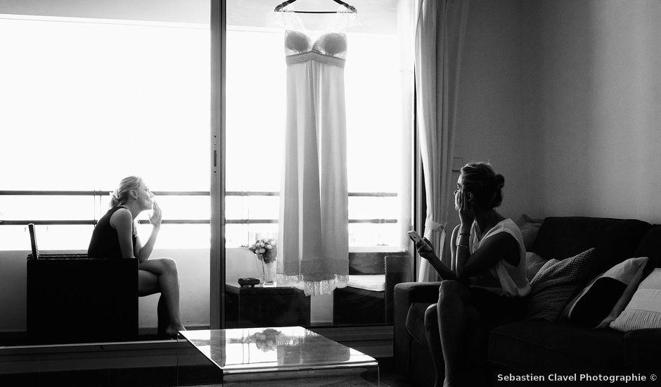 Le mariage de Vincent et Melina à Marseille, Bouches-du-Rhône