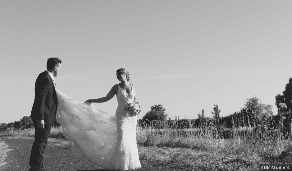 Le mariage de Anthony et Perrine à Erre, Nord