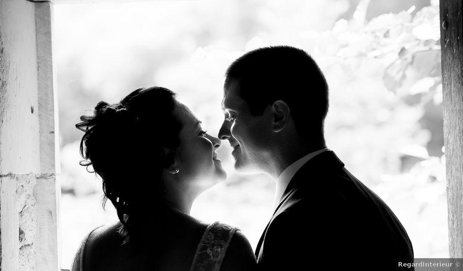 Le mariage de Cedric et Severine à Charroux, Vienne