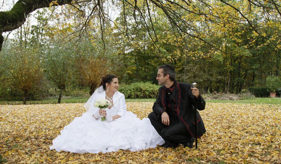 Le mariage de Stephane et Christelle à Lougres, Doubs