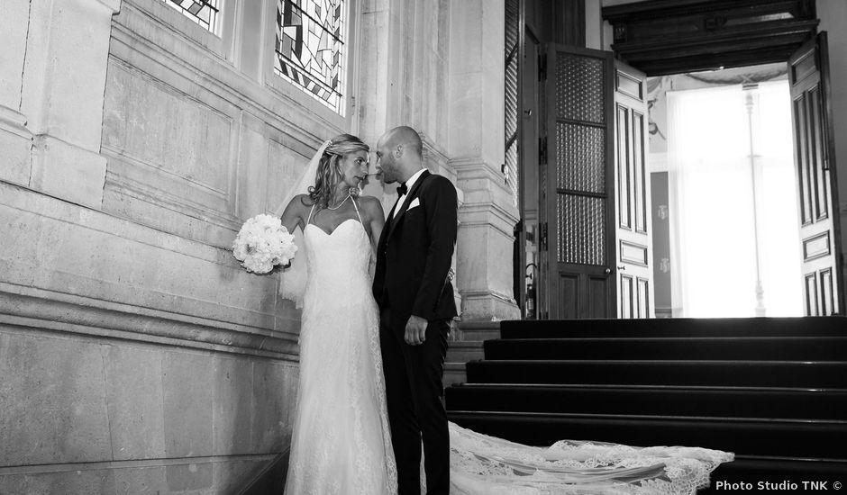 Le mariage de Greg et Laura à Saint-Denis, Seine-Saint-Denis