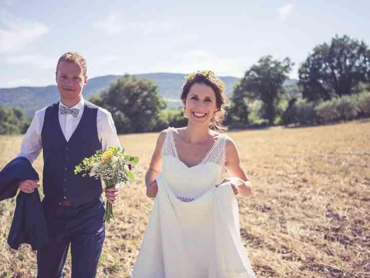 Le mariage de Emmanuelle et Jérôme